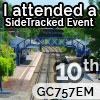 I attended Evesham - GC757EM
