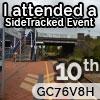 I attended Hucknall - GC76V8H