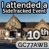 I attended Stirling - GC77AWB