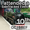 I attended Eastleigh Lakeside - GC788EF