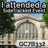 I attended SideTracked Gare du Nord Flashmob - GC7B332