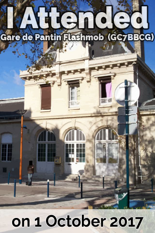 Gare de Pantin Flashmob