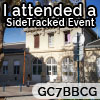I attended SideTracked Gare de Pantin Flashmob - GC7BBCG