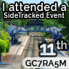 I attended Evesham Flashmob - GC7RA5M