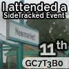 I attended Newmarket 3 Stations - GC7T3B0