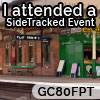 I attended SideTracked Loughborough Central - GC80FPT