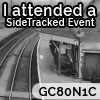 I attended SideTracked Blandford Forum - GC80N1C
