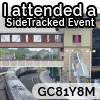 I attended SideTracked Harrogate - GC81Y8M