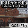 I attended SideTracked Birmingham Moor Street - GC82F83