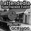 I attended SideTracked Midsomer Norton - GC839QG
