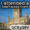 I attended SideTracked Bristol Temple Meads - GC83Q6V