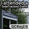 I attended SideTracked Stanlow & Thornton - GC845EB