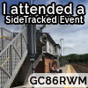 I attended SideTracked Totnes - GC86RWM