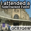 I attended SideTracked Aberdeen - GC87Q6W