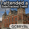 I attended SideTracked Amsterdam - GC88YB1