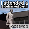 I attended SideTracked Euston - GC88YCD