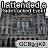 I attended SideTracked Antwerp - GC893K2