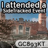 I attended SideTracked Ghent - GC893KT