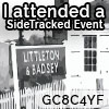 I attended SideTracked Littleton and Badsey - GC8C4YF