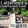 I attended Roughton Road - GC9EBZB
